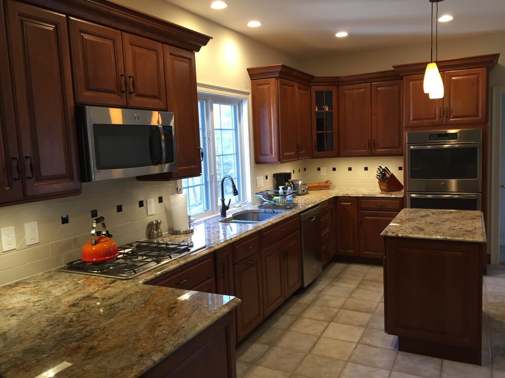 Home Remodeling Additions Kitchens Basements Bathrooms And Decks Niantic Ct Kitchen