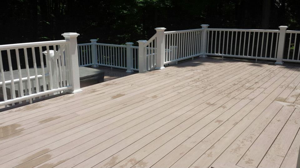 Deck Remodel in Old Lyme CT | Shaw Remodeling