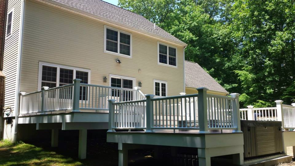 Deck Construction Shaw Remodeling Old Lyme CT