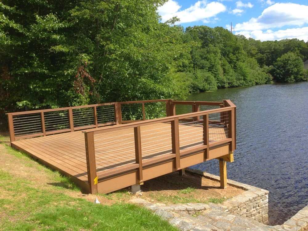 Deck Remodel in Guilford CT | Shaw Remodeling