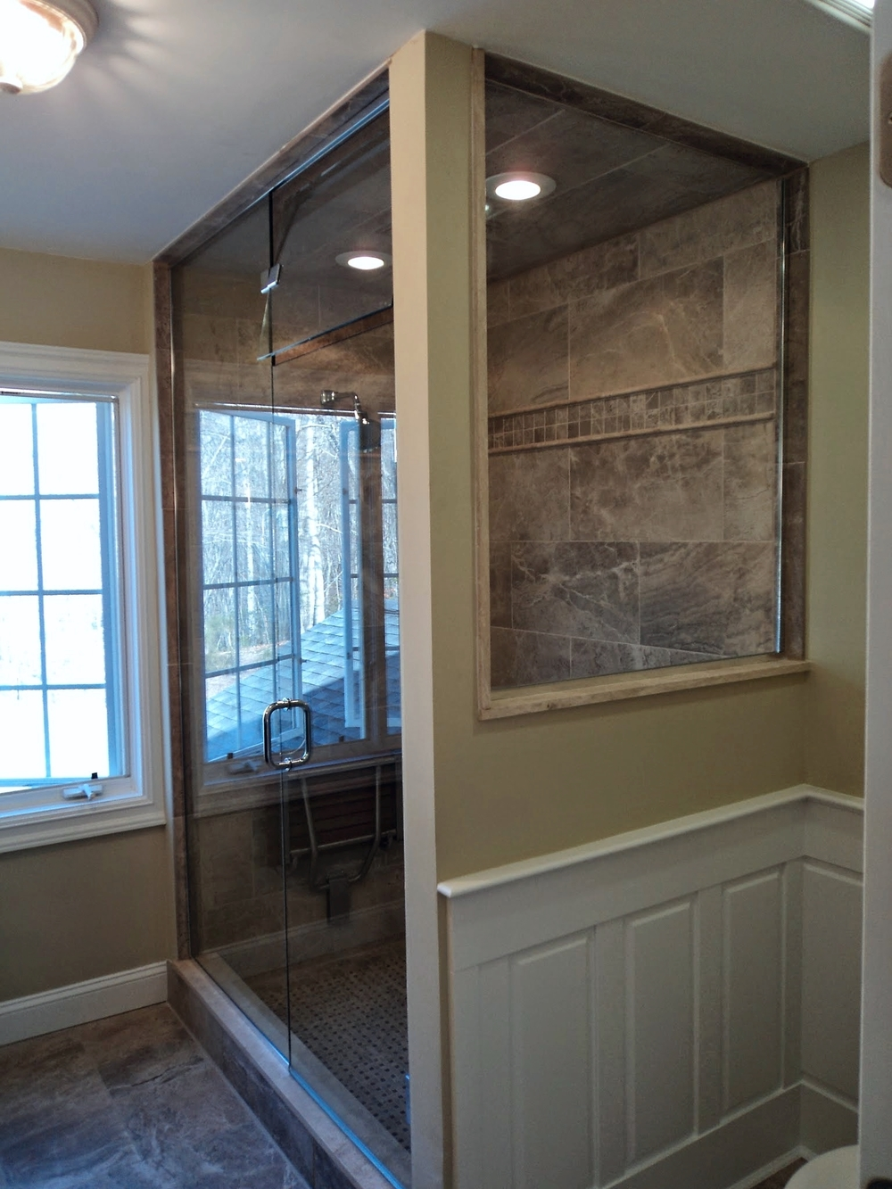 Master Bathroom Design and Renovation in East Lyme CT | Shaw Remodeling
