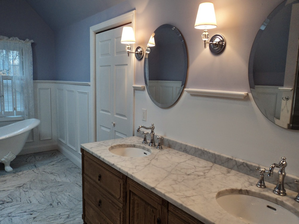 Master Bathroom Remodel in Madison CT | Shaw Remodeling