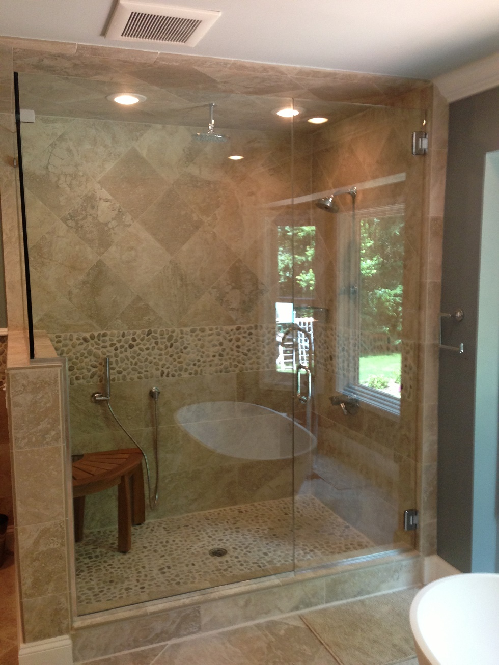 Charmant Master Bathroom Design And Remodel In Old Lyme CT | Shaw Remodeling