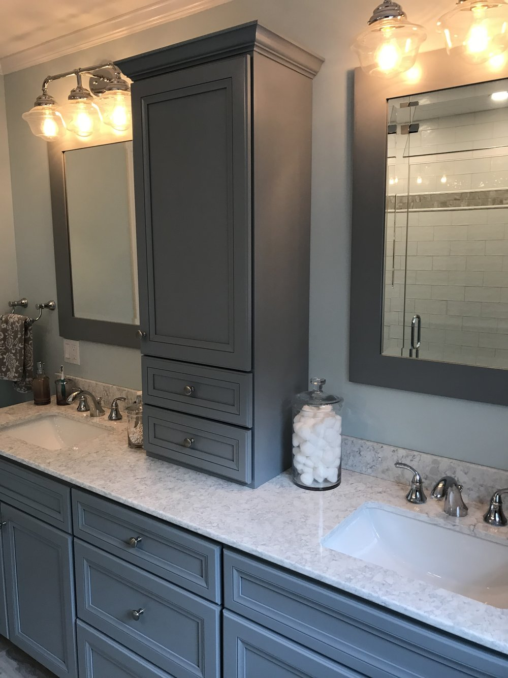 Master Bathroom Remodel in East Lyme CT