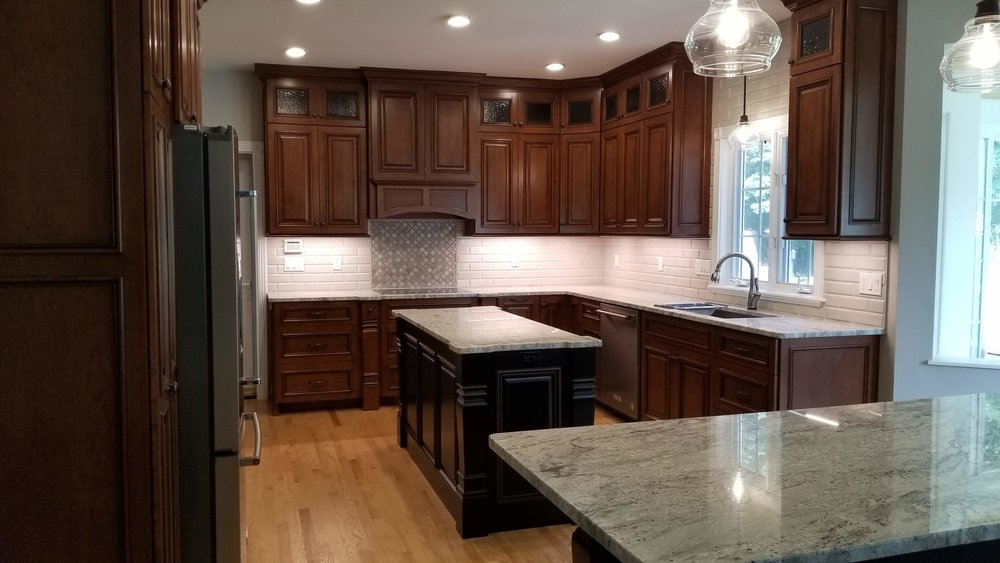 Kitchen Remodeling Project in East Lyme CT