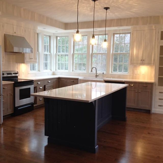 """You're finally ready to start that renovation project! This is something that you have been thinking about and planning for a long time. There are usually many contractors to choose from, all with varying degrees of ability and history. The first step is to find a contractor that fits the project you are doing. There are always """"specialists"""" that claim to be the best Kitchen Remodeler or the Bathroom Professional, but talking to contractors gives you much more insight on what their abilities are and projects that they have done in the past. The more you talk to them, the more likely you are to choose the best fit for you and your family.  #remodeling #tips #essexct #renovation #remodelingcompany #kitchendesign #whitecabinets #rethinkredoremodel #kitchen #ideasandinspiration #contractor #homeowners #makeityourown #makeitbeautiful"""