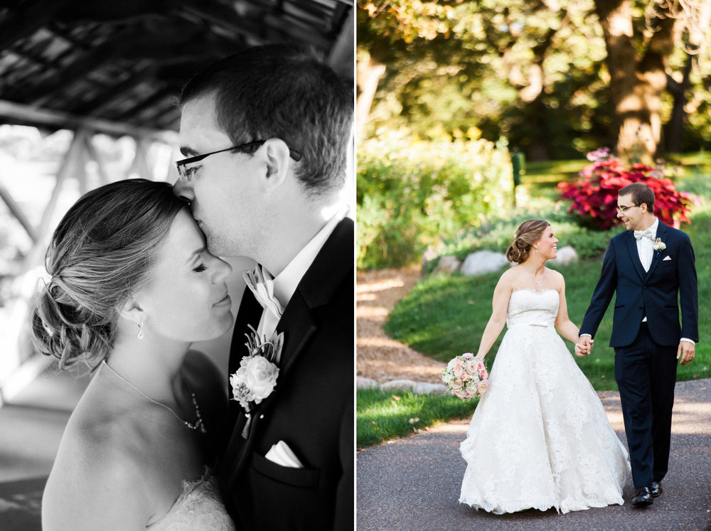 minnesota valley country club wedding