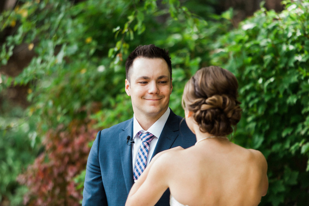 centennial lakes park wedding
