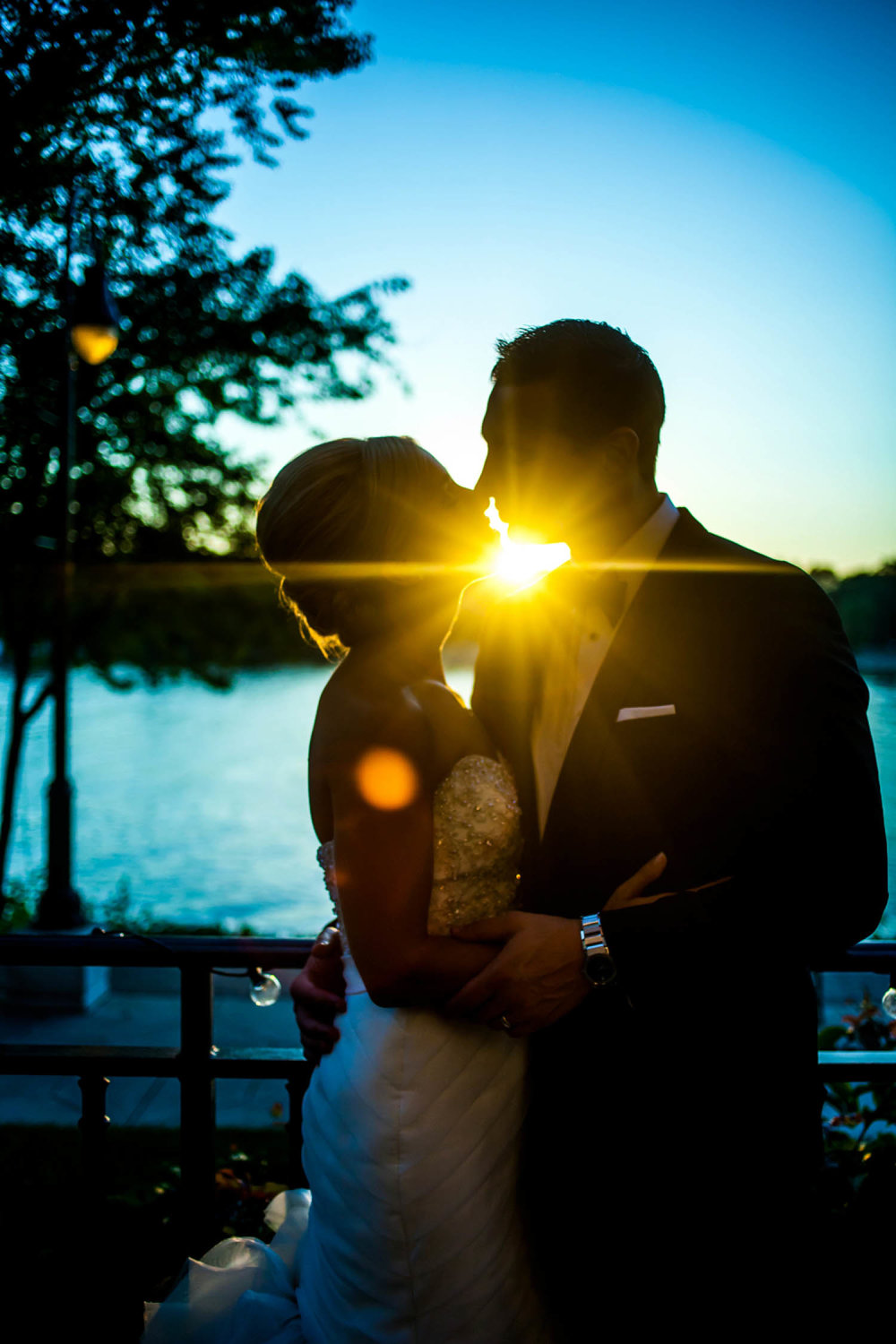 wedding photography mn sunset photos