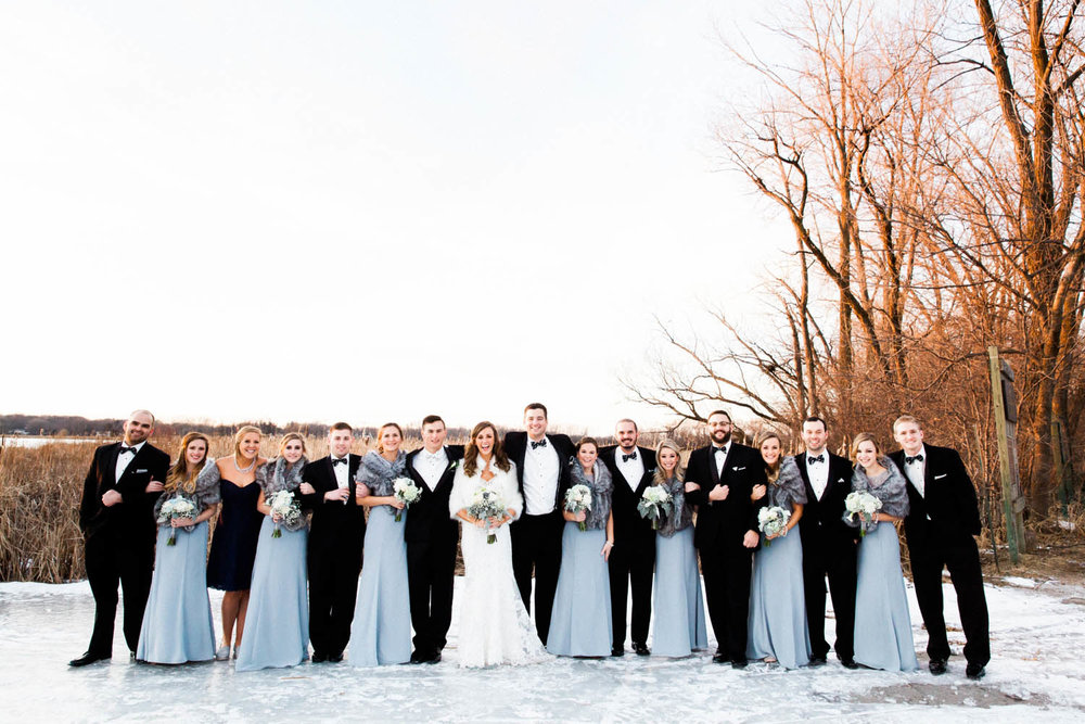 winter wedding minneapolis