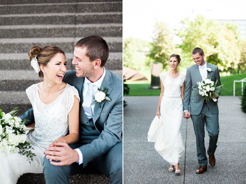 Emily + Samm // Nicollet Island Pavilion Wedding — Wedding ...