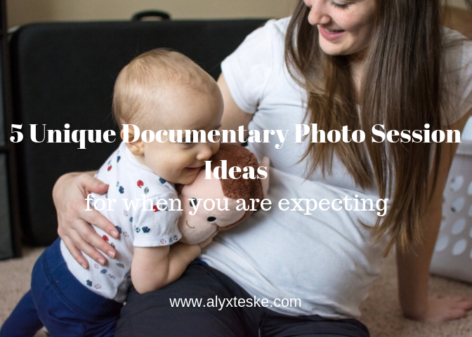 5 Unique Documentary Photo Session Ideas for When You Are Expecting.png