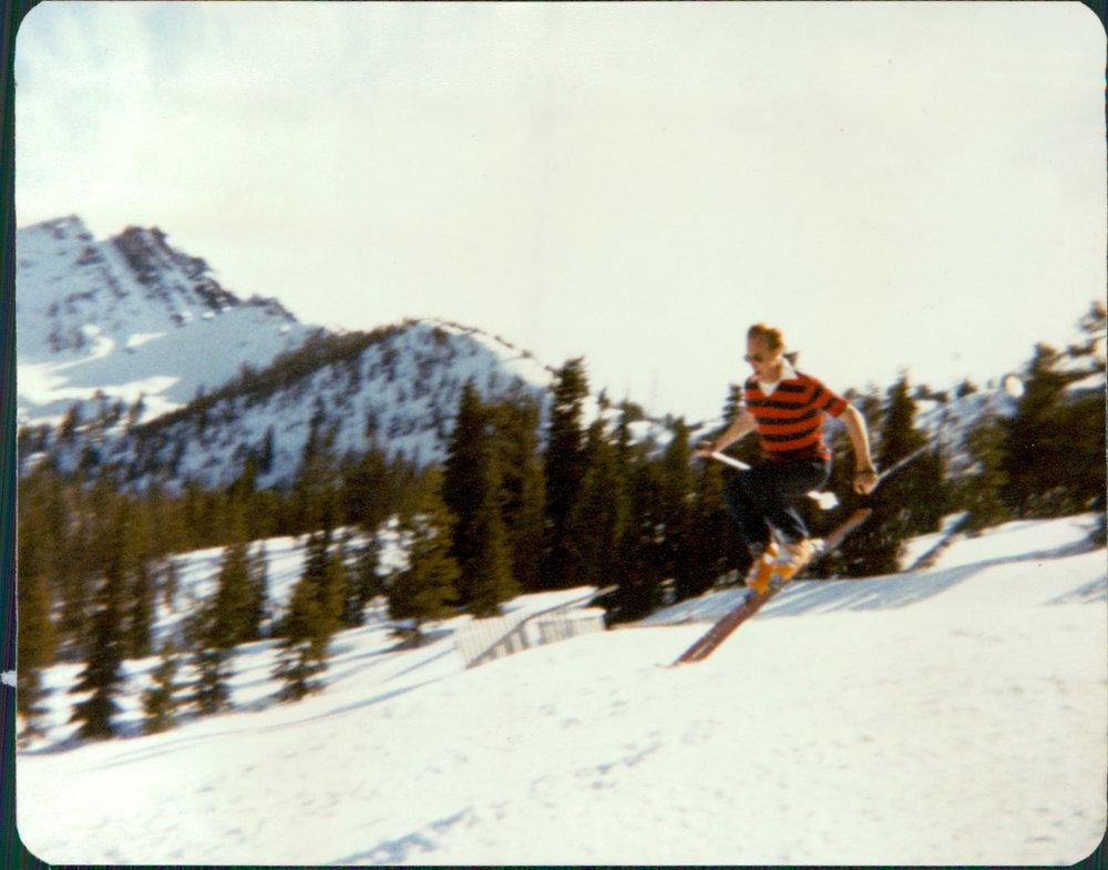 Lewis - 1980 Skiing