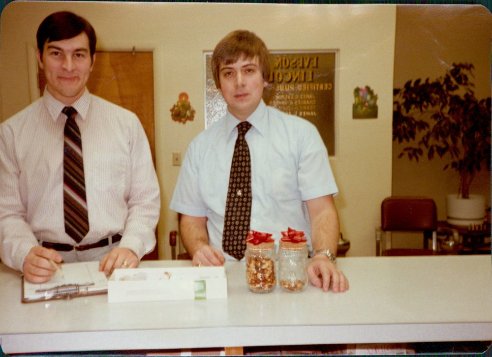 Lanny Hildebrant & Moeller - 1981