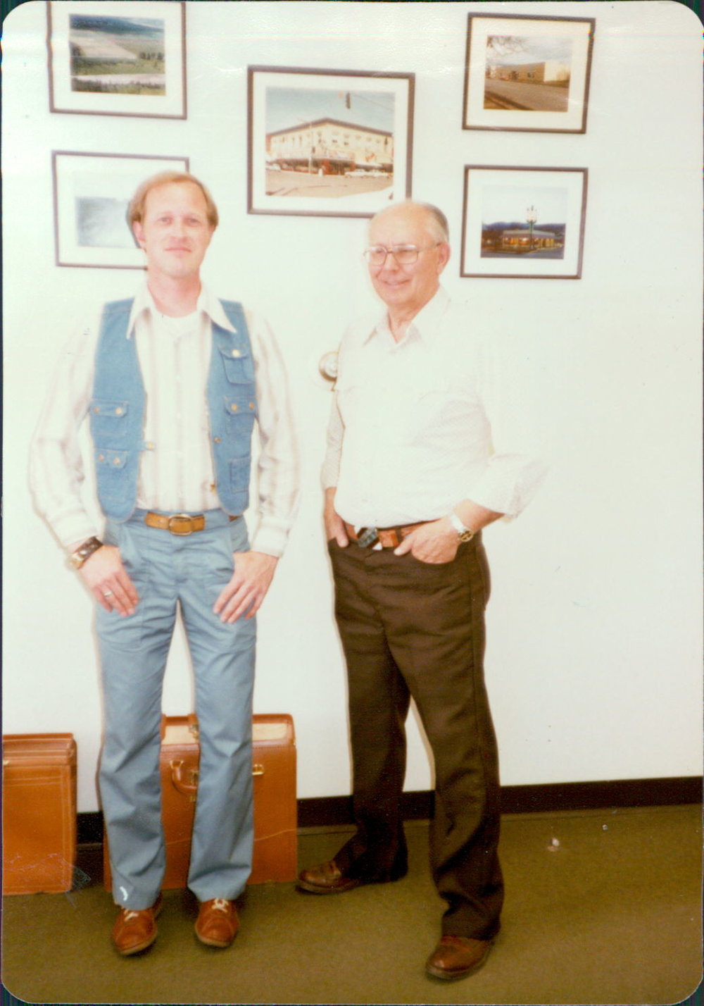 Lewis & Eveson - 1980 The Good Ol' West