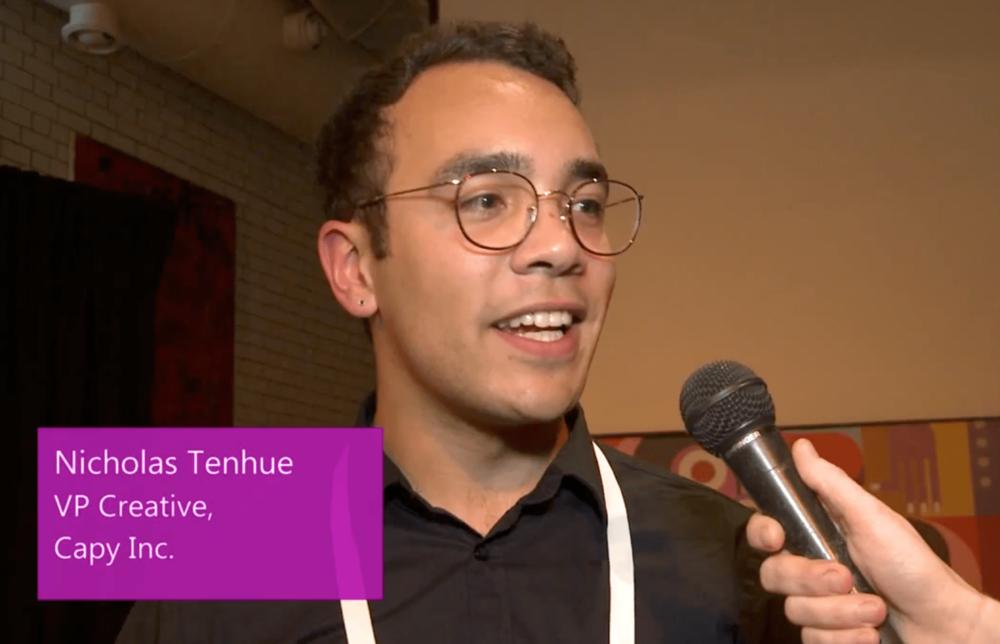 Nicholas Tenhue Capy Microsoft Ventures
