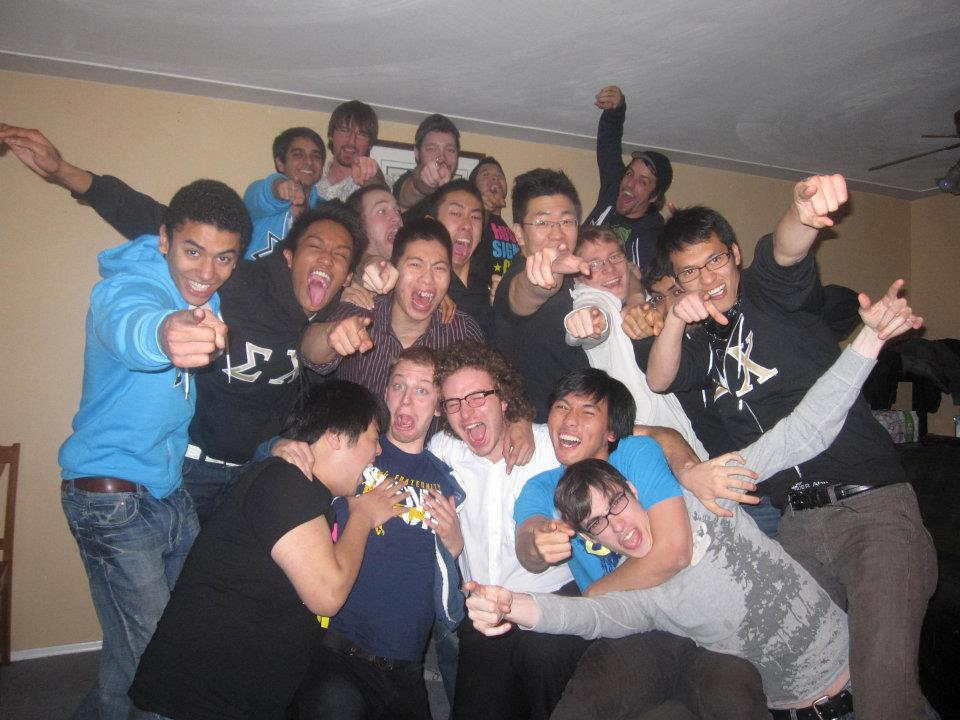 After Beta Tau Initiation - Dec 2011.jpg