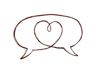 Talk to love...