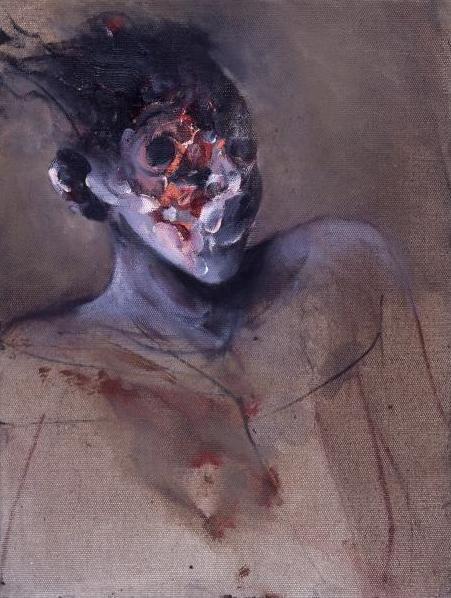 Vladimir Velickovic, Untitled, 2001   Placements: PEITO & ABD | COSTAS & GLÚTEOS | PERNA | BRAÇO | MÃO |