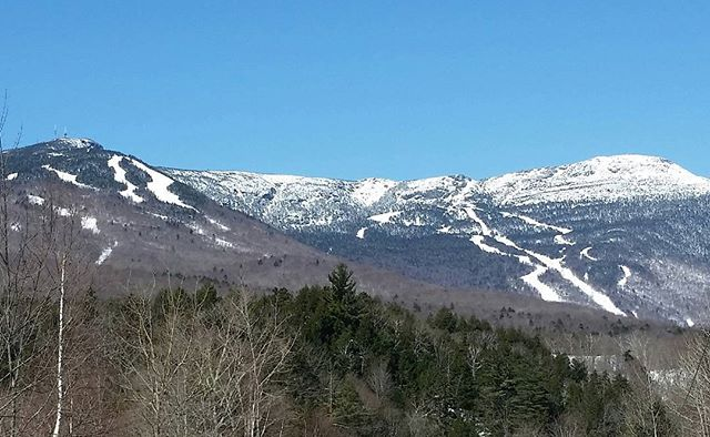 Thank you for a Super Fantastic vacation  #stowemtnvt  #mtmansfield