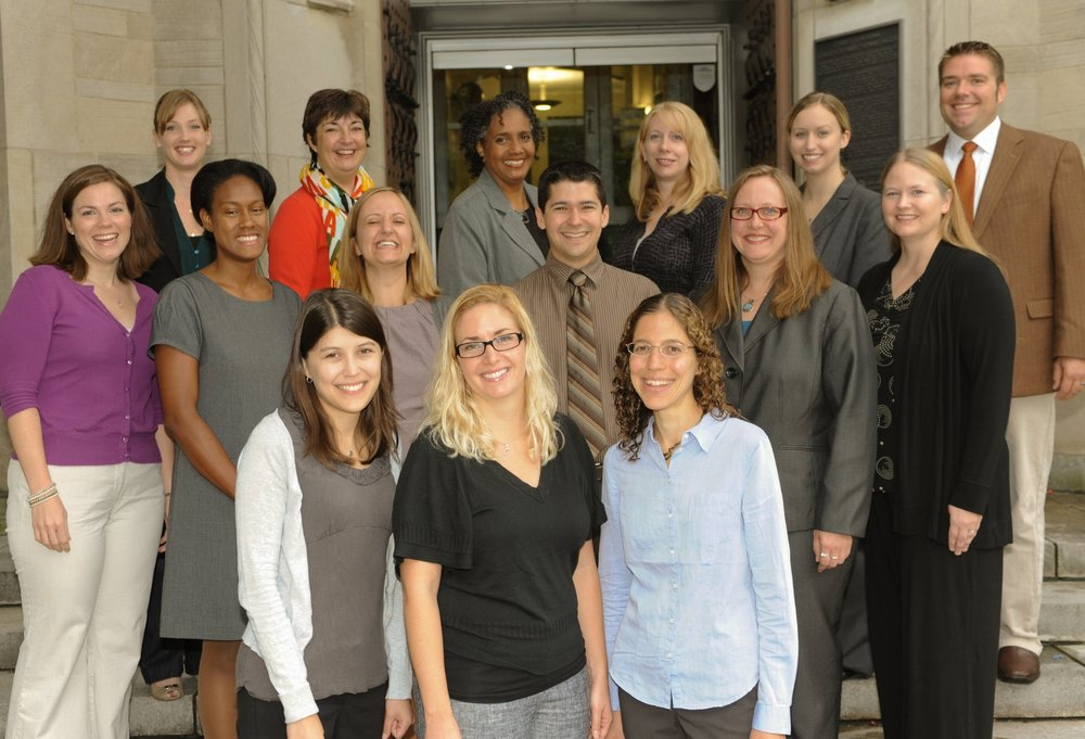 Doris Duke Fellowships Cohort One, Chapin Hall at the University of Chicago, September 2011