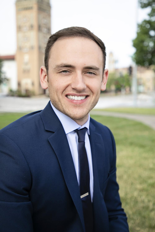 Gilson Daub Attorney, Zach Kastelic