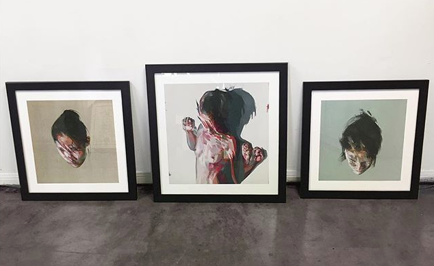 Simon Birch Framed Art Prints