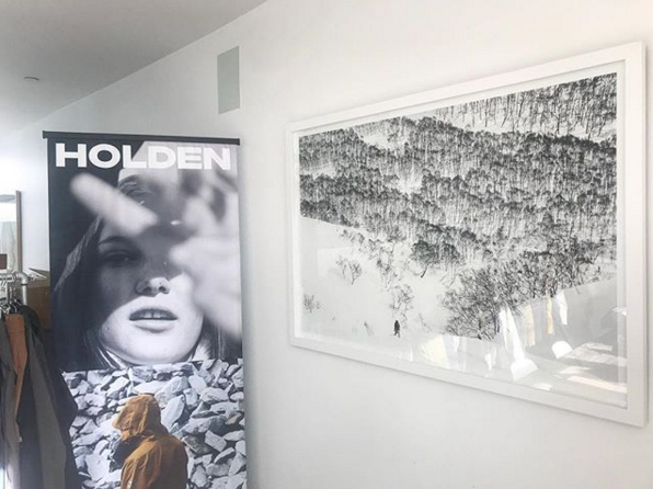 Holden Outwear Headquarters, Venica Beach CA