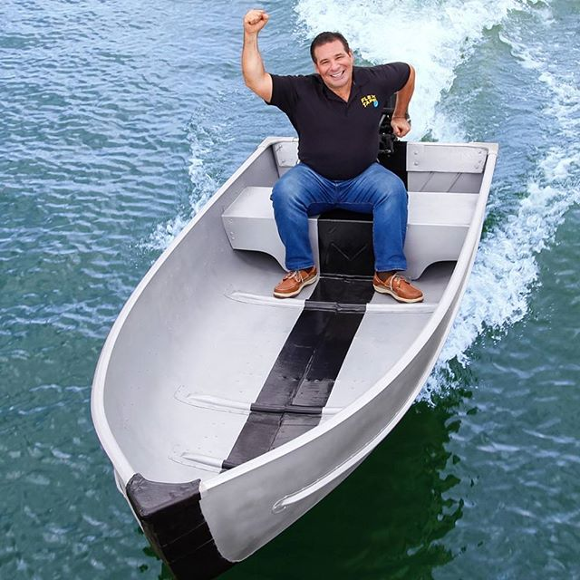 Just have to say ... Flex Tape guy is killin' it ... (This is not an ironic statement ... We want to hang with that guy, drink a few beers, and saw a boat in half.) @flexseal