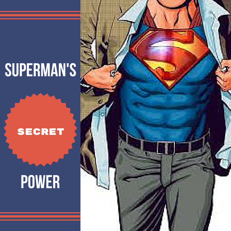 Supermans secret power