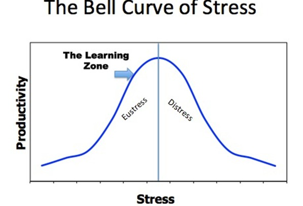 Bell Curve of Stress