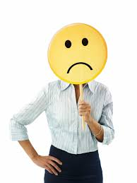 Employee Engagement Sad Face