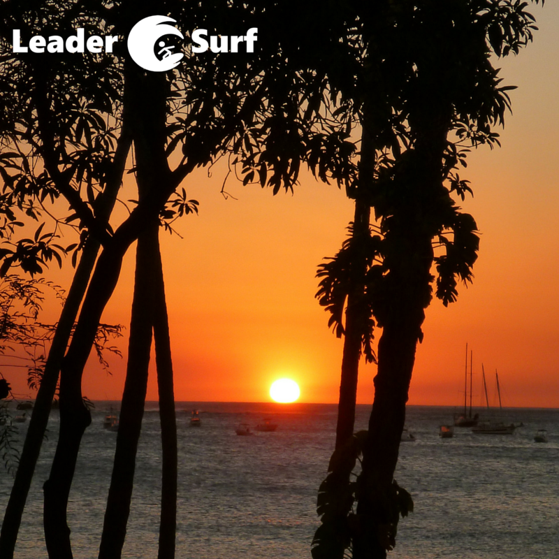 LeaderSurf Sunset