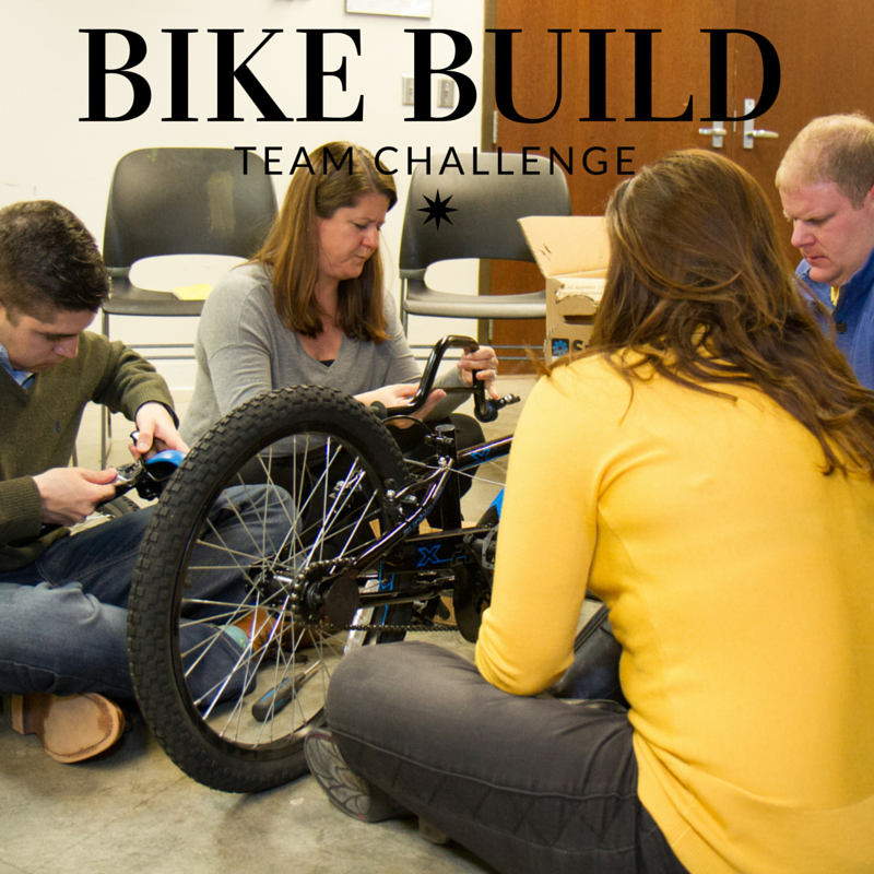 Bike Build Team Challenge