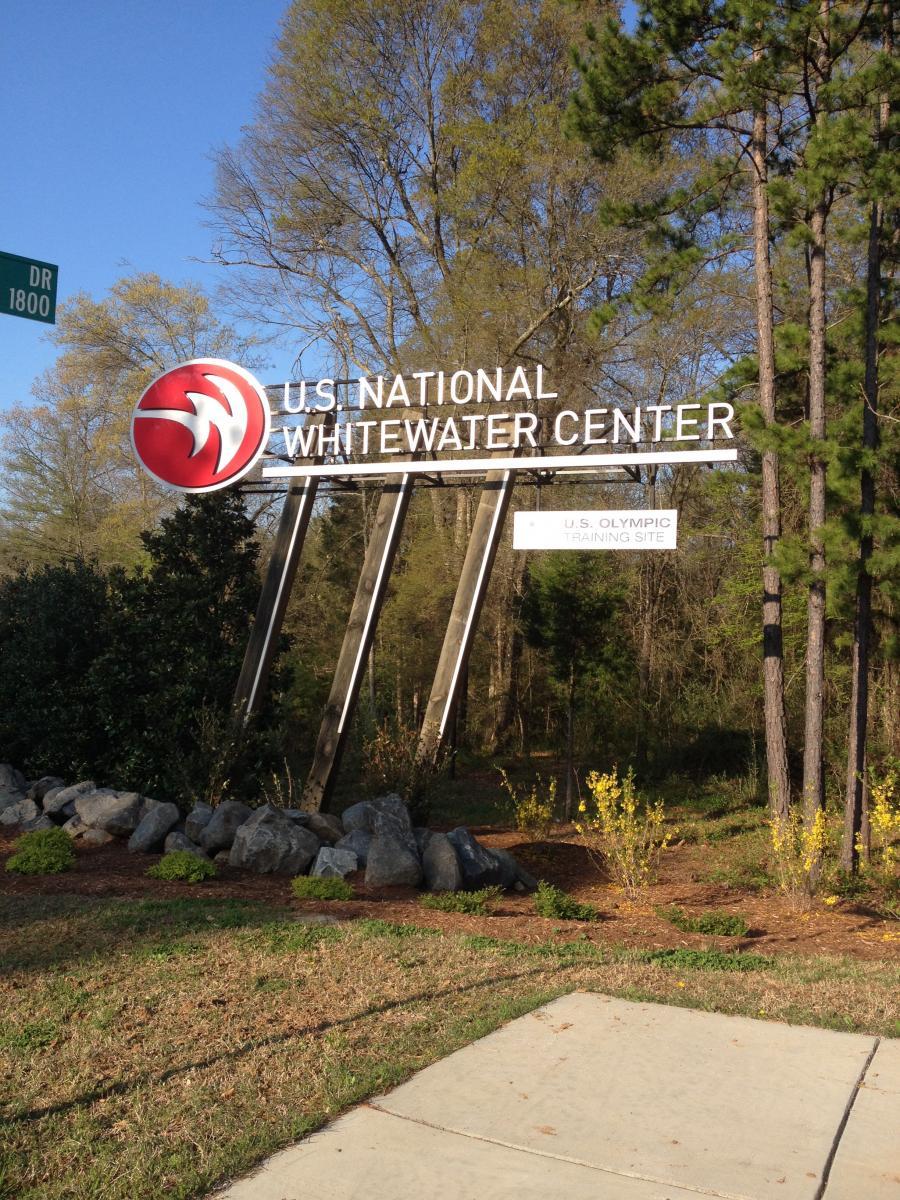 USNWC Entrance