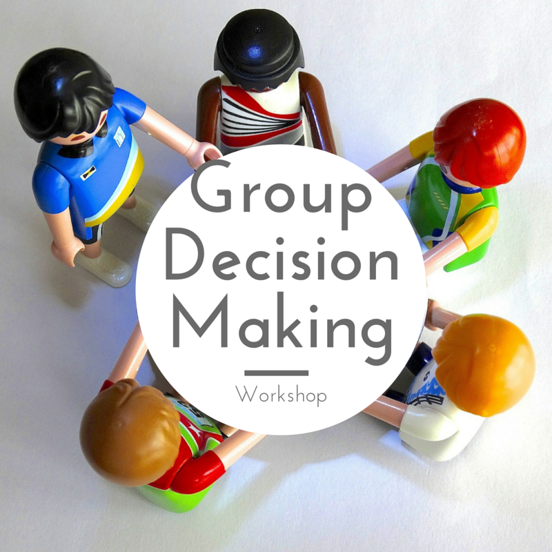 Group Decision Making Workshop