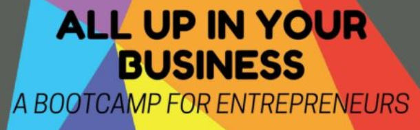 All Up In Your Business Logo