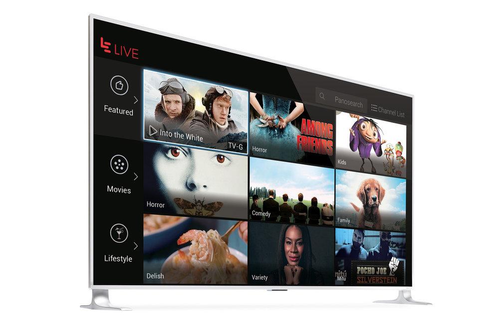 LeEco Super4 4K TV