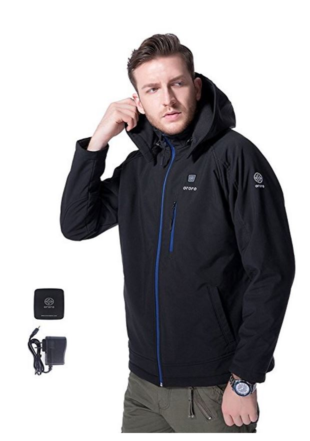 Mens ORORO Heated Jacket