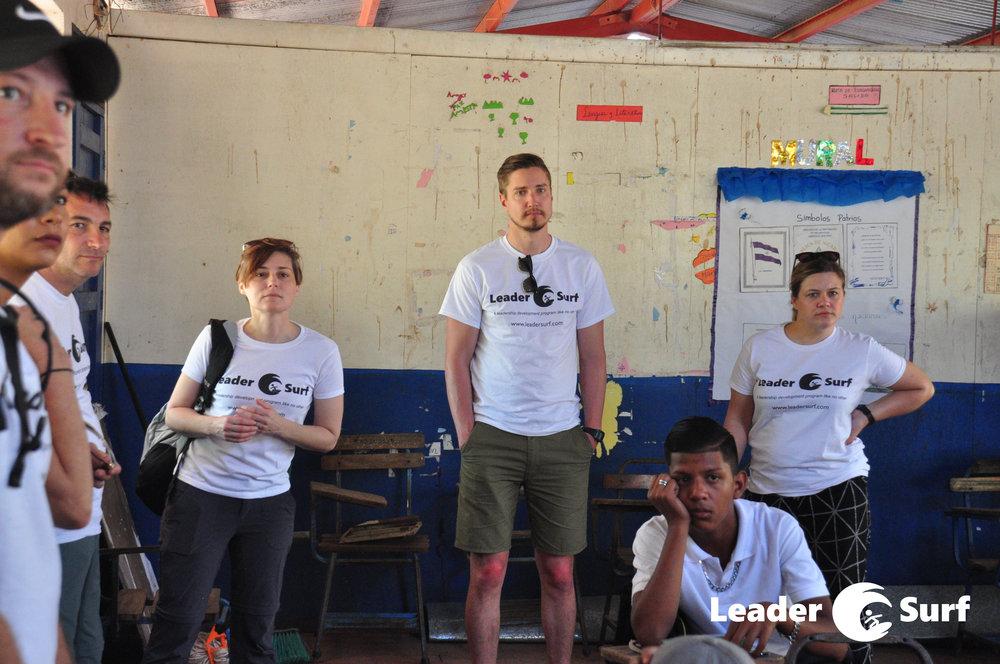 LeaderSurf Humanitarian Aid