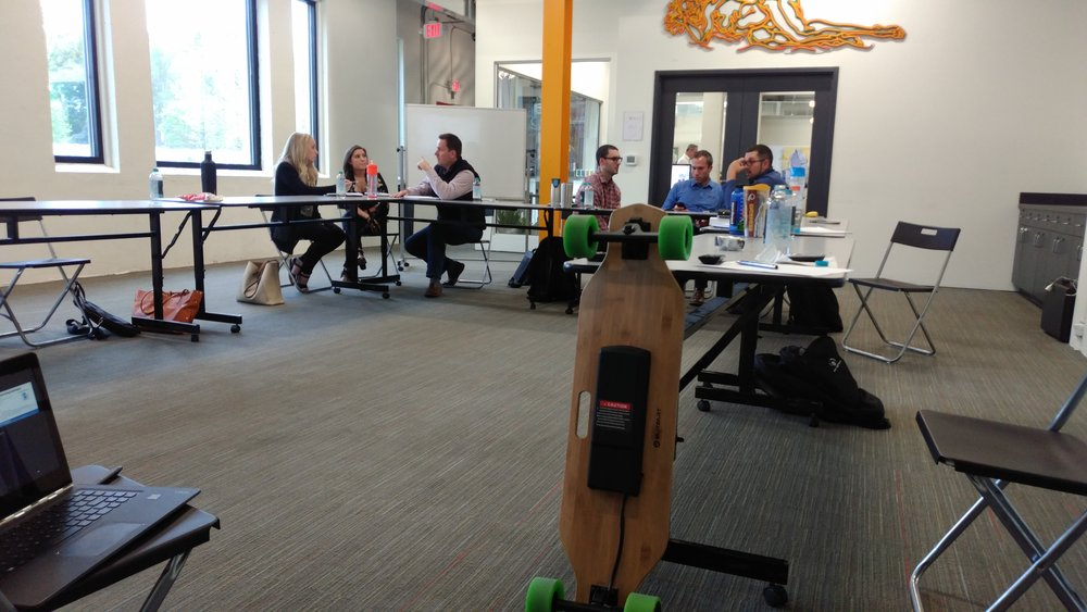 Discussing the electric skateboard as an innovative product