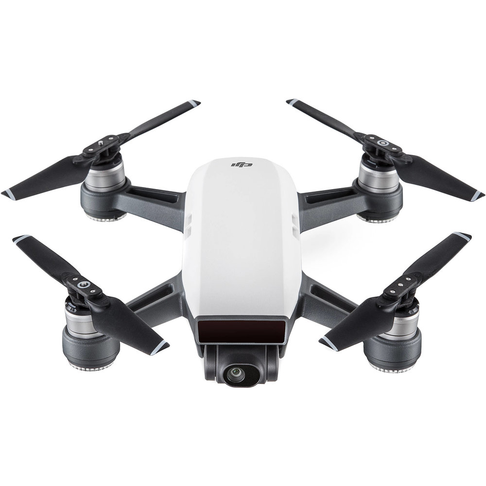 DJI Spark Drone Groove Management