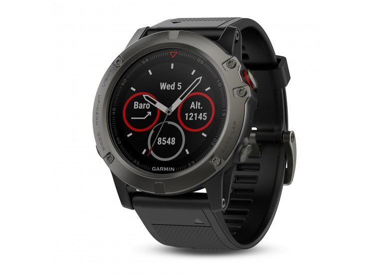 Garmin Fenix 5x Watch Groove Management