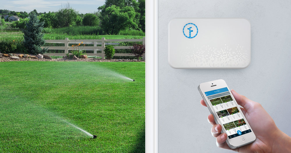 Rachio Sprinkler Controller Groove Management