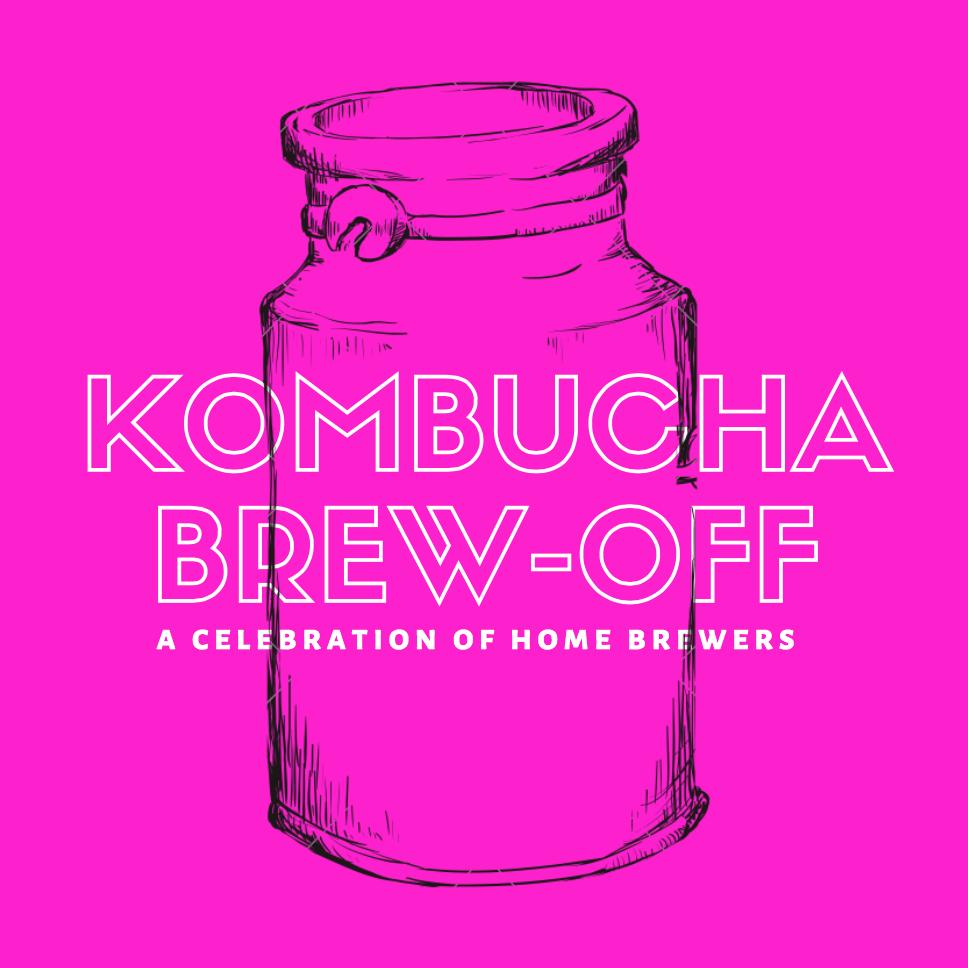 Kombucha Brew Off