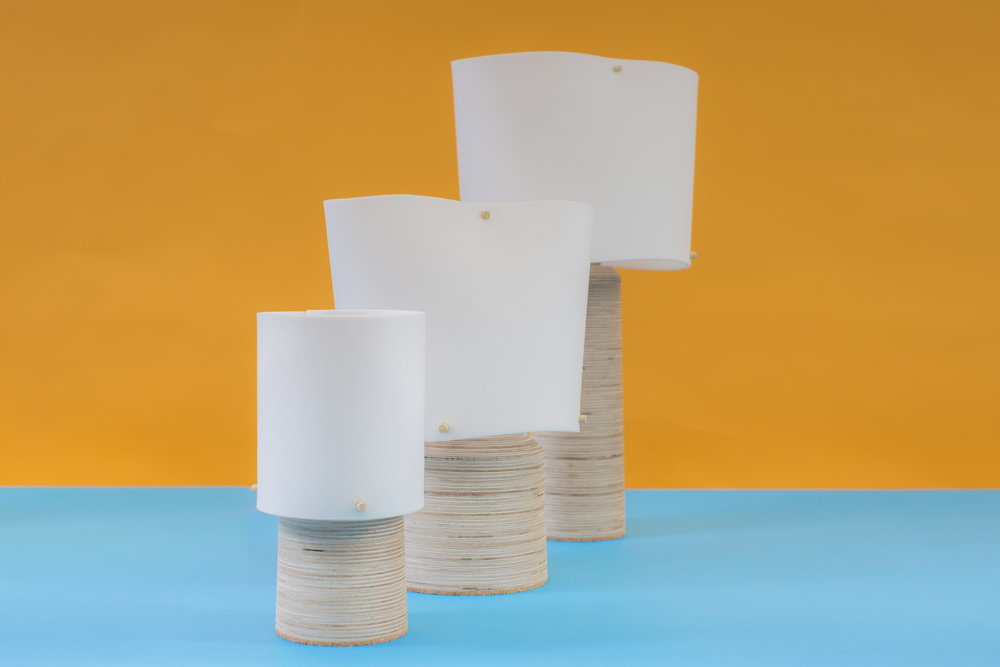 The Hands Collection Table Lamps (Image 2)