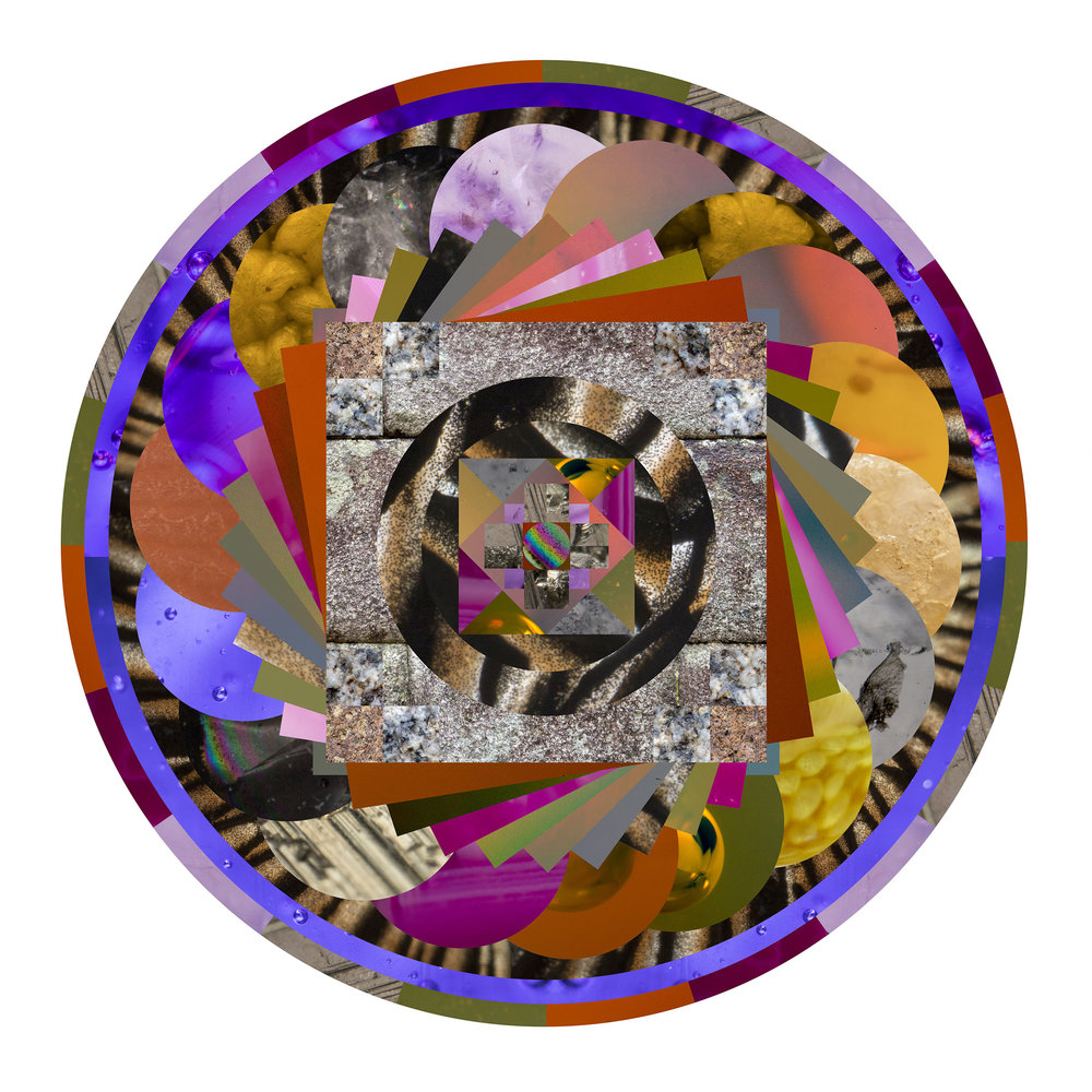 Peruvian Mandala