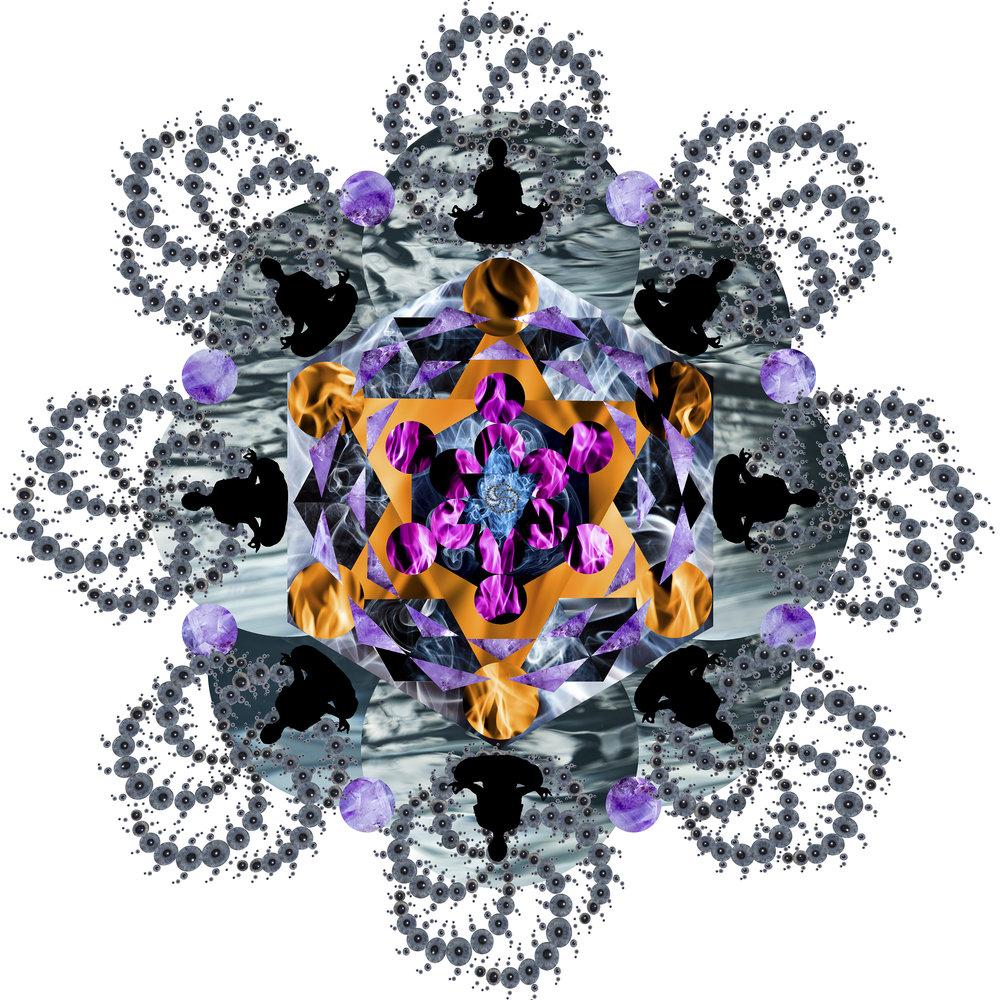 My Balanced Self Mandala
