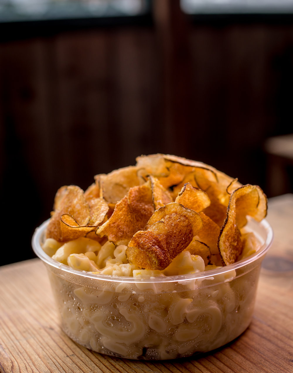 Mac & Cheese with Chips