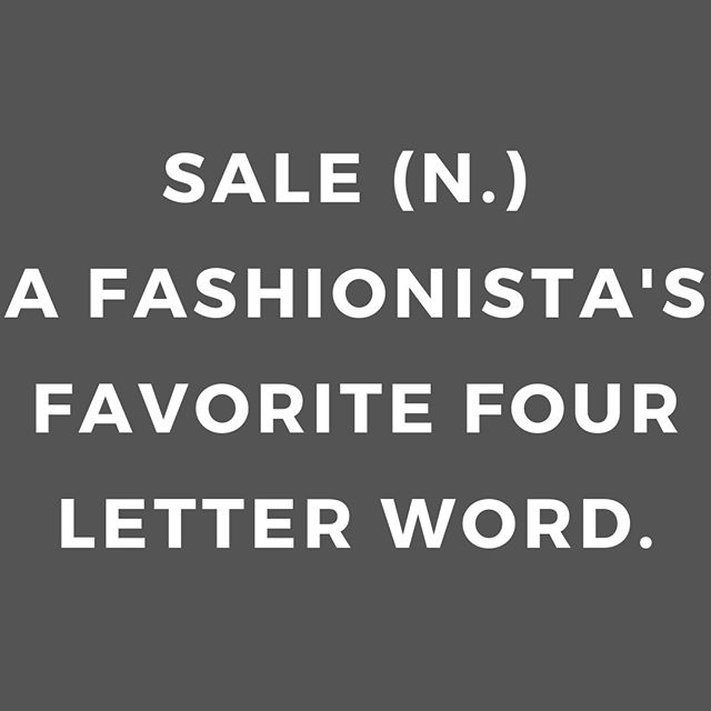 Our annual sidewalk sale is this Saturday and Sunday!⠀⠀⠀⠀⠀⠀⠀⠀⠀ P.S CASH ONLY! (:⠀⠀⠀⠀⠀⠀⠀⠀⠀ ⠀⠀⠀⠀⠀⠀⠀⠀⠀ .⠀⠀⠀⠀⠀⠀⠀⠀⠀ .⠀⠀⠀⠀⠀⠀⠀⠀⠀ . #Quotes #Mantra #Style #Stylista #Stylist #GirlTime #SagHarbor #NewYork #Lovely #Denim #Basics #BasicTees #Casual #NYFF #Tan #Cotton #SustainableFashion #Fashionblogger #RetailTherapy #Hamptons #StyleMe #StyleBlogger #mantras #mantramonday #quoteofthenight #happiness #awesomequote #fashionquoteoftheday #sidewalksales